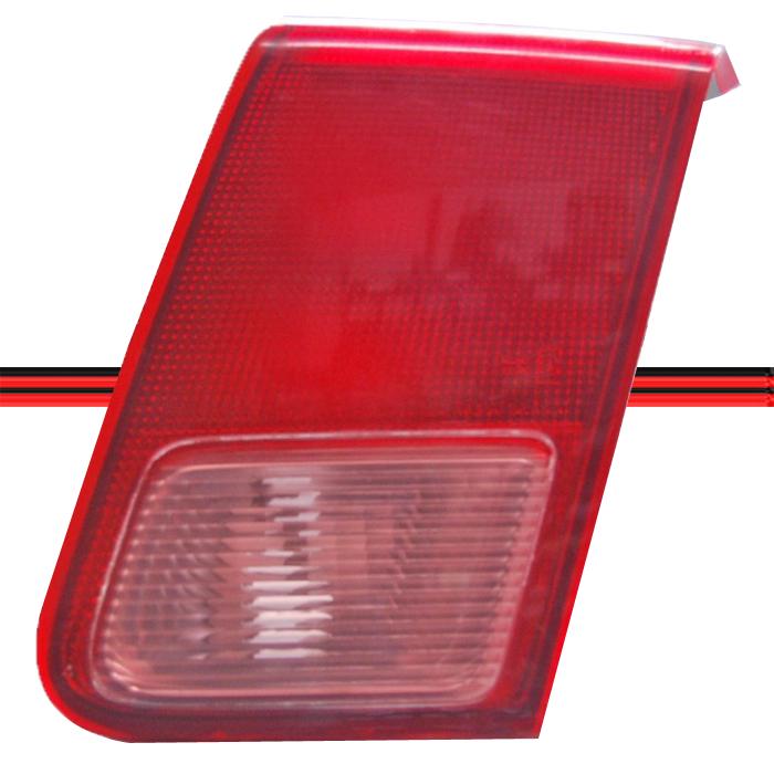 Lanterna Traseira Civic 01 A 02 Tampa Ré Rosa Original  - Amd Auto Peças