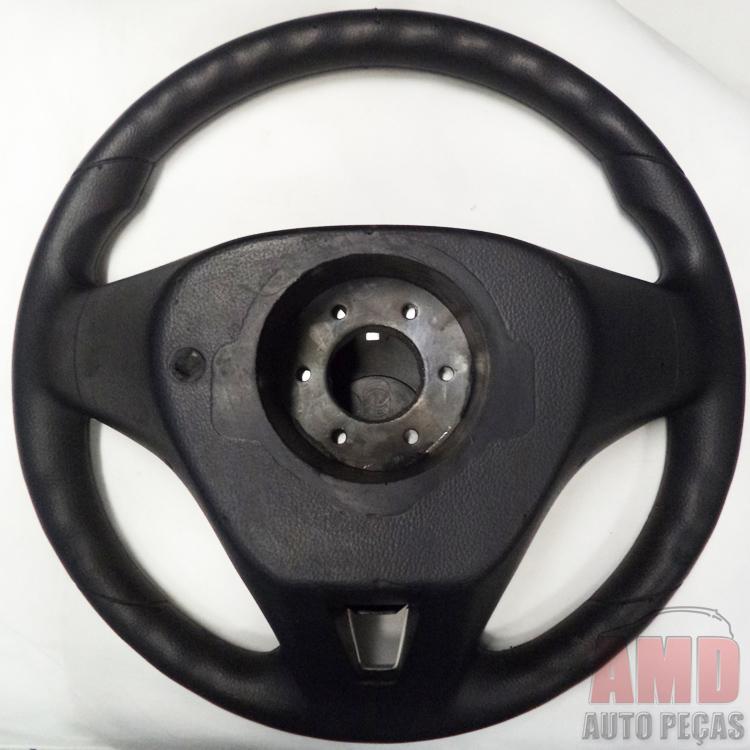 Volante Cruze Fiat Europa Spazio + Cubo Prata  - Amd Auto Peças