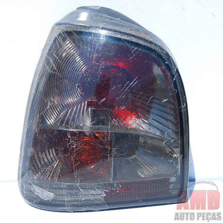 Lanterna Gol G2 Bola 95 A 02 Fumê  - Amd Auto Peças