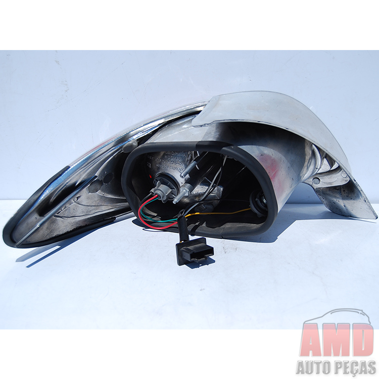 Lanterna Altezza Peugeot 206 98 A 10 207 09 A 13  - Amd Auto Pe�as