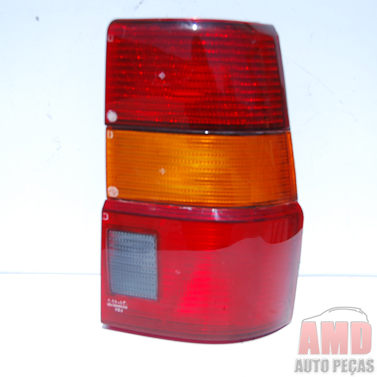 Lanterna Traseira Santana Quantum 91 A 06 Tricolor  - Amd Auto Peças