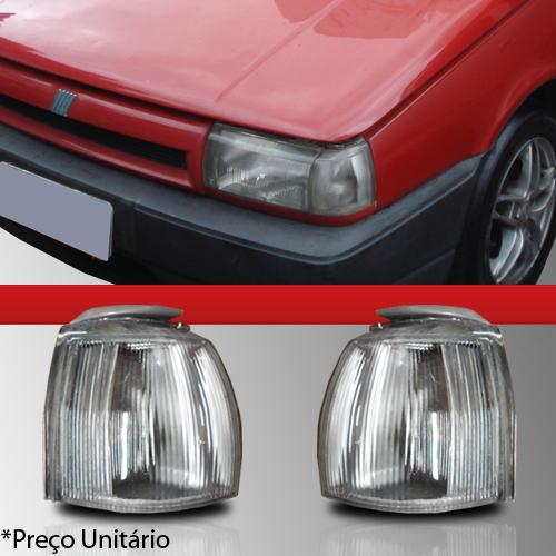 Lanterna Dianteira Tipo 93 á 97 Cristal  - Amd Auto Peças