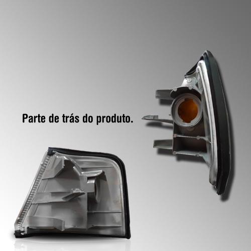 Lanterna Dianteira Tempra 92 a 95 Cristal  - Amd Auto Peças