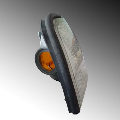 Lanterna Dianteira Tempra 96 a 98 Cristal  - Amd Auto Peças