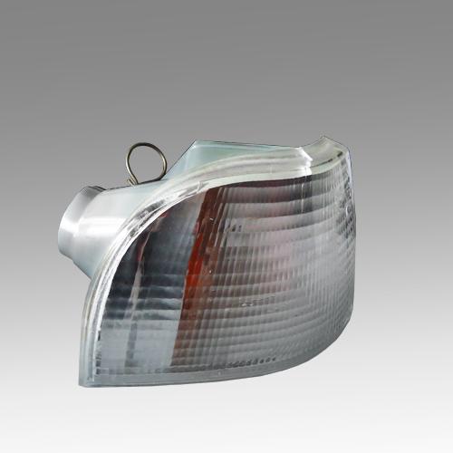 Lanterna Dianteira Santana Quantum 1991 á 1997 Cristal Encaixe Arteb  - Amd Auto Peças