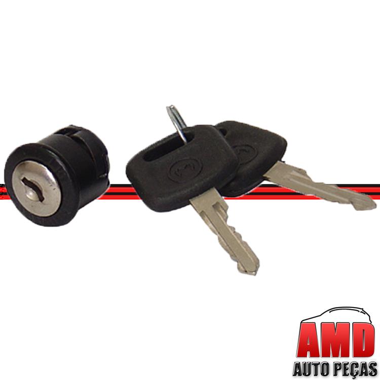 Cilindro da Chave de Contato Kombi 81 a 13  - Amd Auto Peças