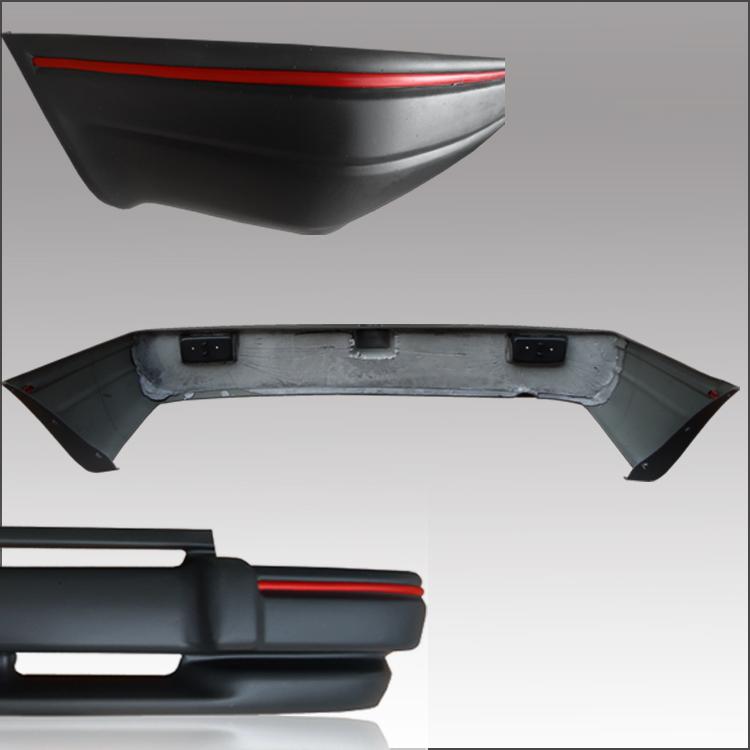 Parachoque Dianteiro e Traseiro Escort 87 a 92 Escort Hobby 92 a 95 com Espuma Interna  - Amd Auto Peças