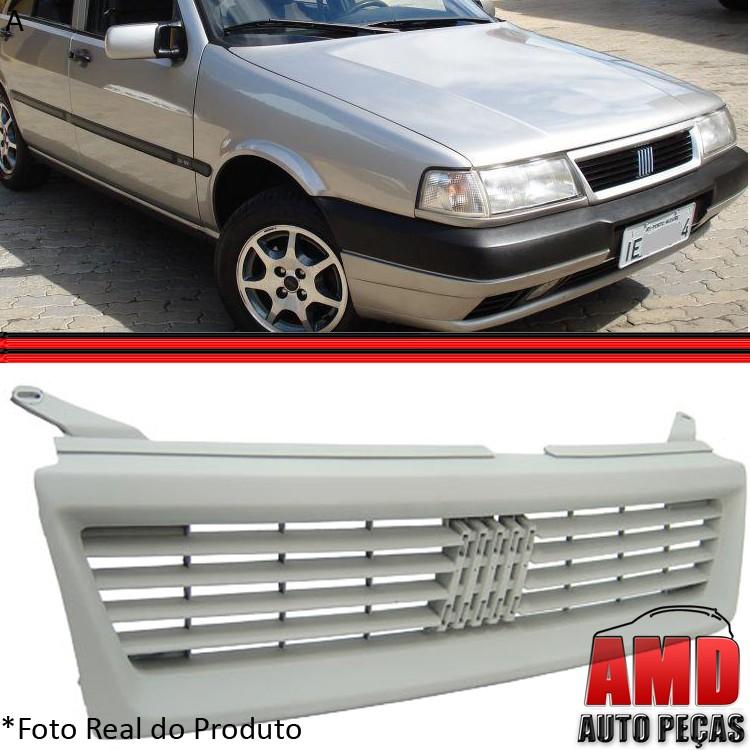Grade Tempra 96 a 98 Fiat Tela Radiador Primer  - Amd Auto Peças
