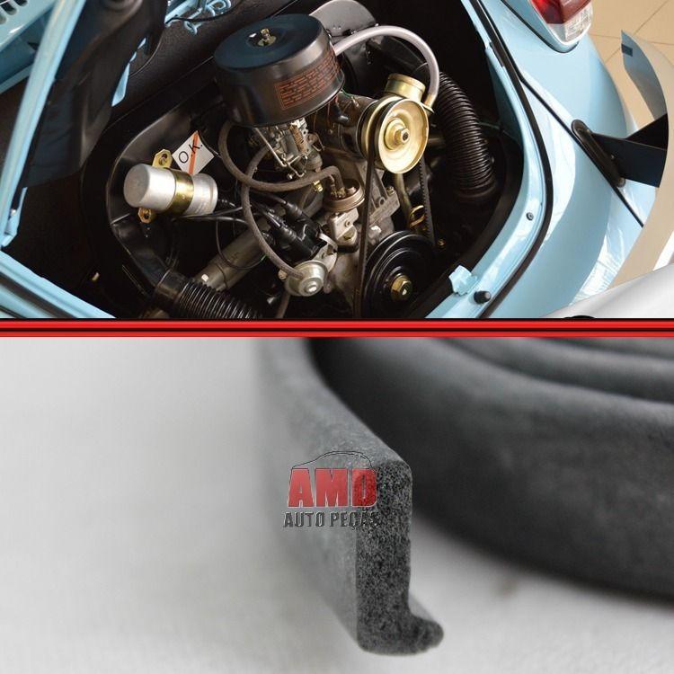 Borracha Tampa Motor Vedação Fusca Colar 59 a 96