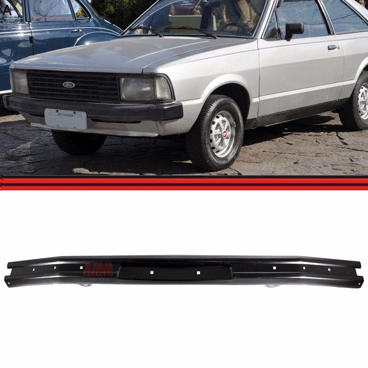 Parachoque Dianteiro Corcel 2 Belina 2 80 a 85 Pampa 84 a 96  - Amd Auto Peças