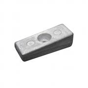 Anodo Quadrado Rabeta Mercury 40/300 Hp 826134q
