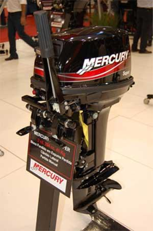 Mercury 15HP 2 Tempos - Super - SCpopa