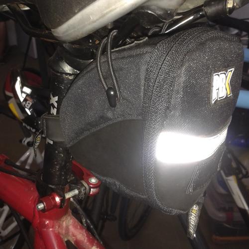 Bolsa de Selim Speed Pró Bike USADA Muito Nova!