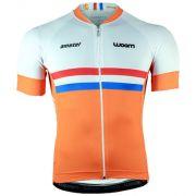Camisa Para Ciclismo Woom Supreme Amstel 2016 - Masculina