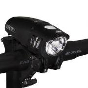 Farol / Luz / Lanterna Dianteiro NiteRider Mako 150 para Bike