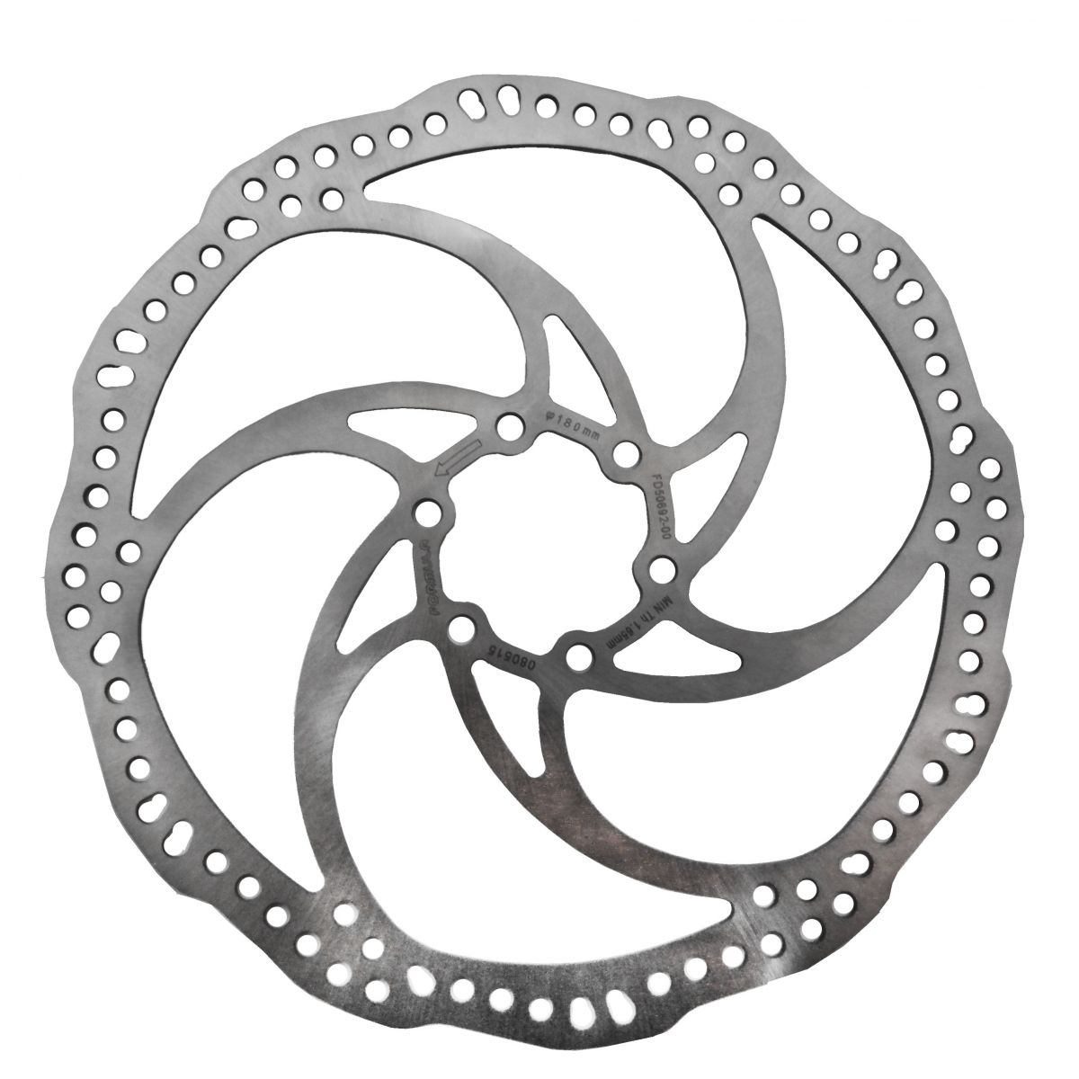 Disco / Rotor Calypso 180mm