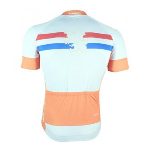 Camisa Ciclismo Woom Supreme Amstel 2016 - Masculina