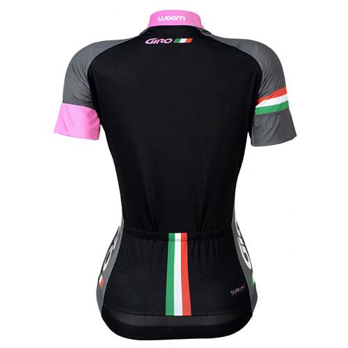Camisa Ciclismo Woom Supreme Giro 2016 - Feminina