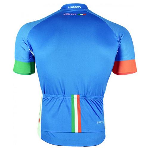 Camisa Ciclismo Woom Supreme Giro 2016 - Masculina