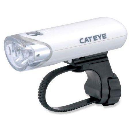 Farol Dianteiro Cateye EL135 - Branco