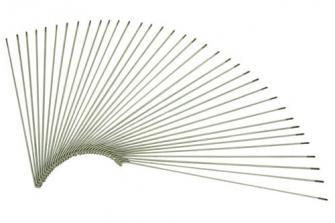 Jogo de Raio Inox Polido 290mm X 2mm