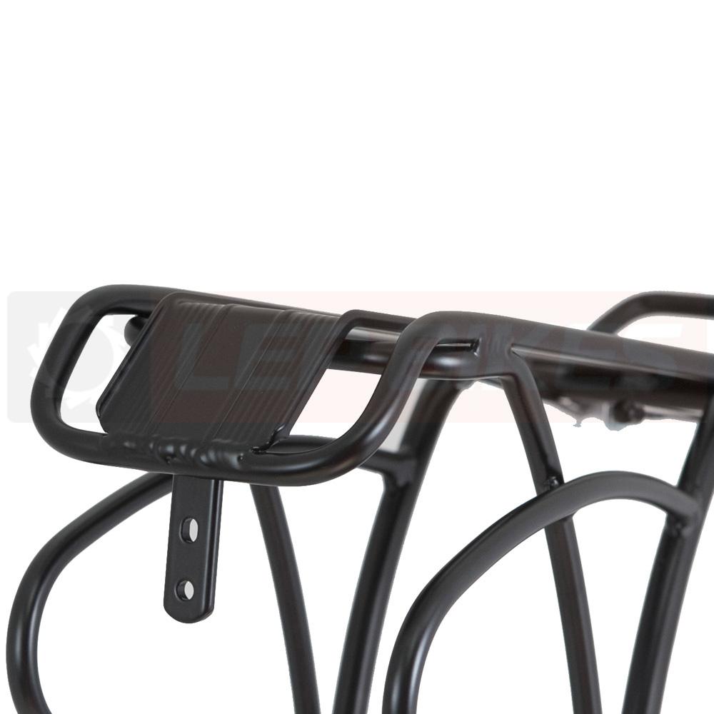 Bagageiro para Bike de alumínio com regulagem para V-Brake