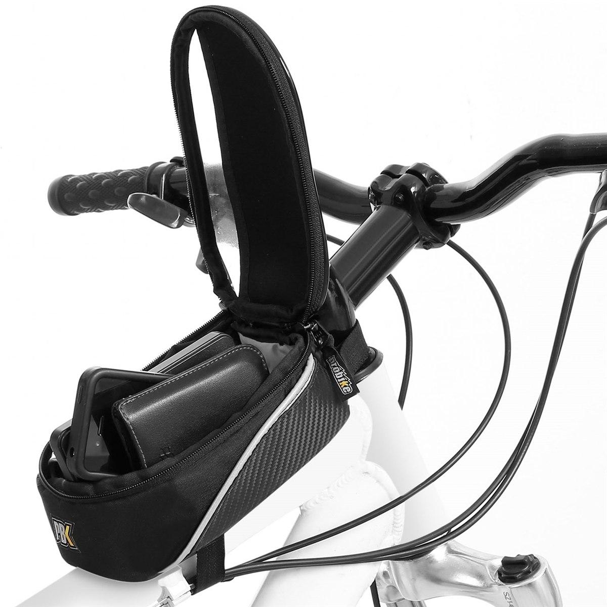Bolsa de Quadro para Celular 5 Polegadas Pró Bike