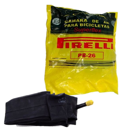 Câmara Pirelli PB - 26 x 1,25 / 1,5 / 1,75