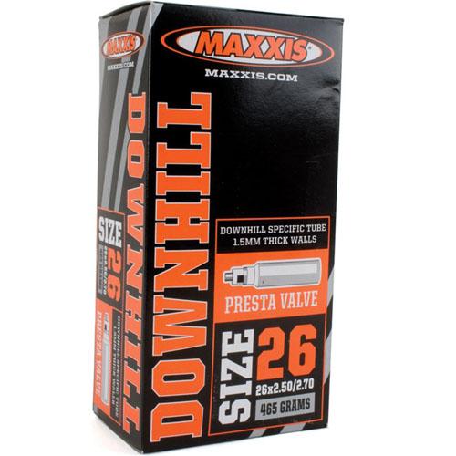 Câmara Maxxis 26x2.50 / 2.70 DH Válv. Presta 32mm