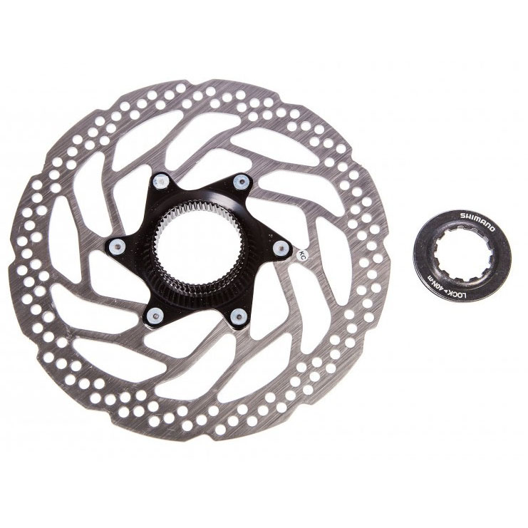 Disco / Rotor Shimano SMRT30 160mm Center Lock