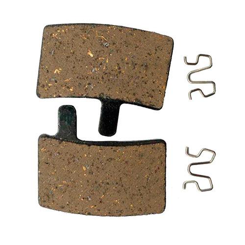 Pastilha Semi-Metálica Freio Disco Hayes Stroker Trail - Carbon - Gram