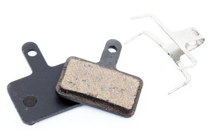 Pastilha Semi-Metálica para Freio a Disco Shimano (Quase todos os Modelos)