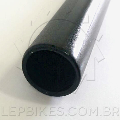 Guidão Reto Calypso 31,8mm x 780mm x 3,5º Preto