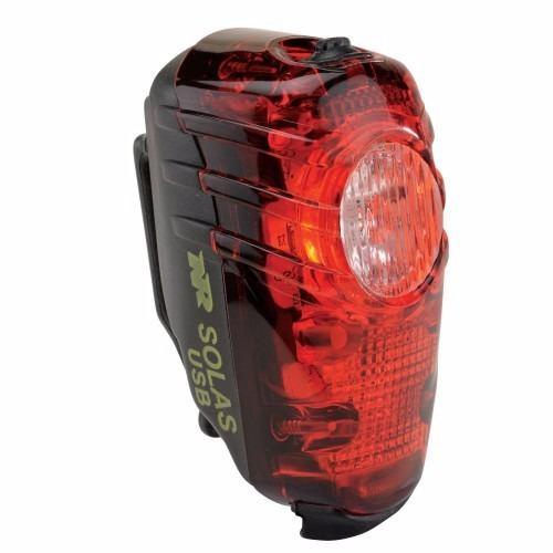 Farol / Luz / Lanterna Traseiro NiteRider SOLAS TL 2 WATT