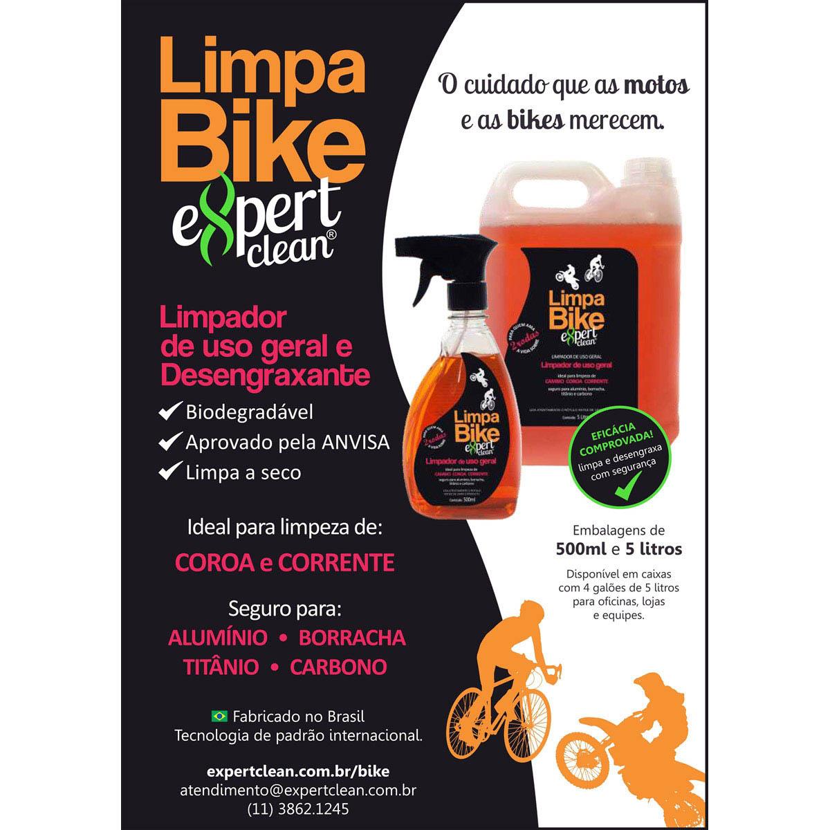 Limpa Bikes (Limpeza Pesada) Expert Clean 5LT