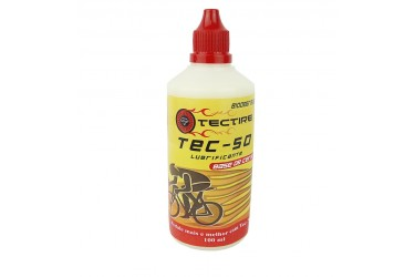 Lubrificando Tectite Tec-50 Cera