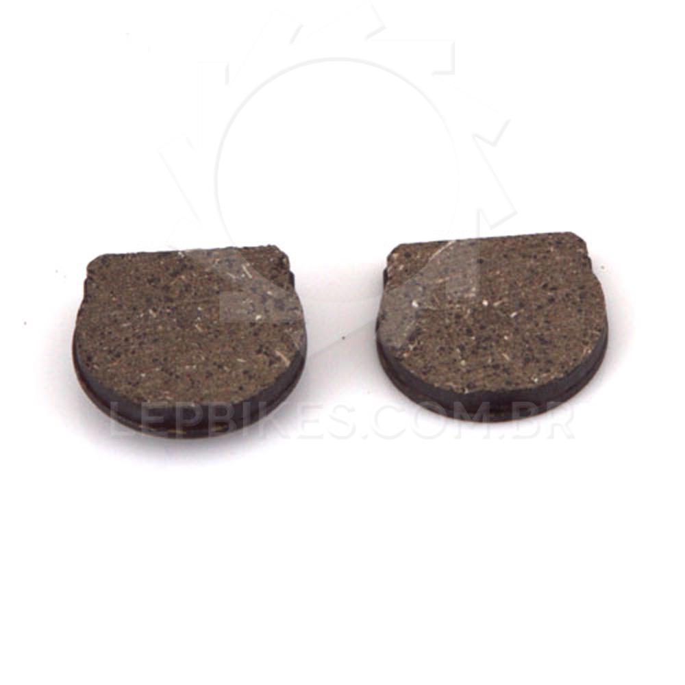 Pastilha Semi-Metálica para Freio a Disco Mecânico Diacomp