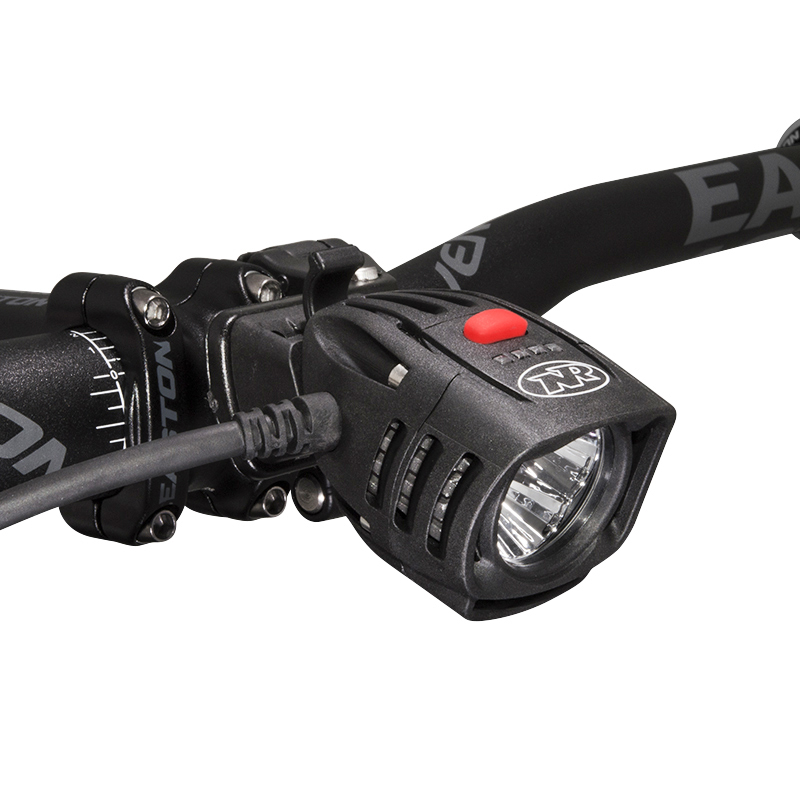 Farol / Luz / Lanterna Dianteiro NiteRider Pro 1800 Race para Bike
