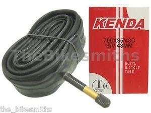 C�mara de ar Kenda 700x32 at� 45c (bico grosso)