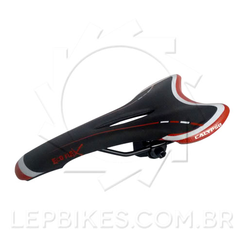 Selim Bicicleta Calypso Eco Flex Ultra Flexivel