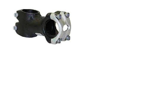 Mesa / Avanço Calypso 7º 60mm 31,8 Preta e Prata