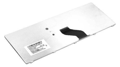 Teclado Para Acer Aspire 4738 Mp-09g26pa-920 Aezq1600010 Ç - EASY HELP NOTE