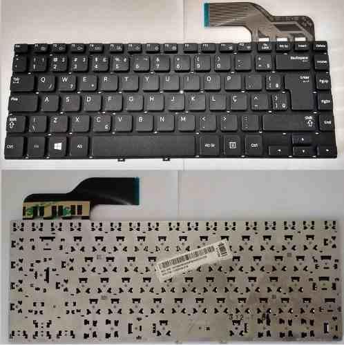 Teclado Para Note Samsung Np270 Np-270e4e V135360ck1 Br Ç - EASY HELP NOTE