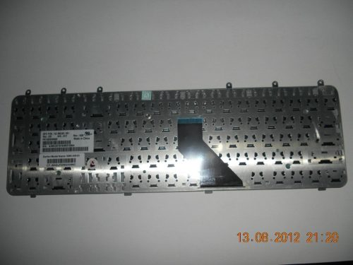 Teclado Hp Pavilion Série Dv7-1000 Series Prata - EASY HELP NOTE