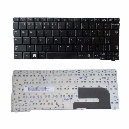 Teclado Para Samsung Np N148 N145 N148 N150 Preto Bil9060022 - EASY HELP NOTE