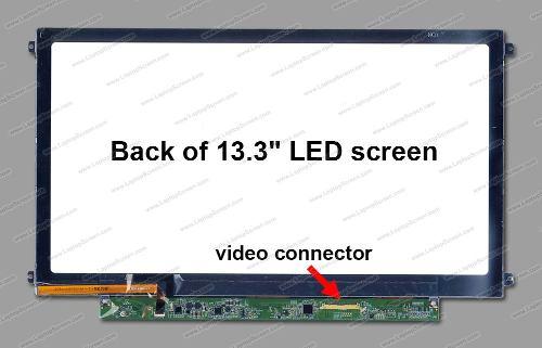 Tela 13.3 Led Slim Para Sony Vaio Svt13126cxs 1366x768 - EASY HELP NOTE