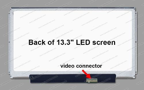 Tela 13.3 Led Slim Para Dell Vostro 3360 1366x768 - EASY HELP NOTE