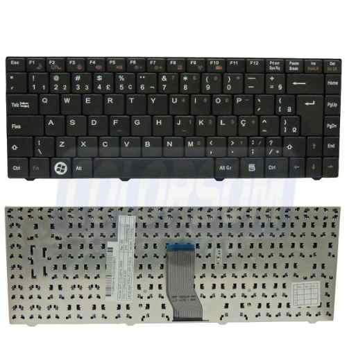 Teclado Para Semp Toshiba Is1413  Mp-07g38pa-3606 - EASY HELP NOTE
