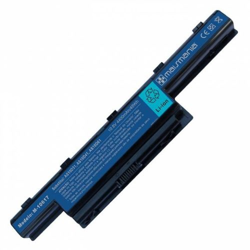 Bateria Para Acer Aspire 4251, 4750, 5336, Tm5740 6cel 10,8v - EASY HELP NOTE