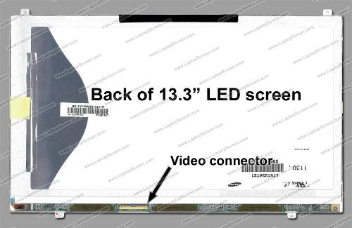 Tela Para Samsung Np535u3c Series Ltn133at21 - EASY HELP NOTE